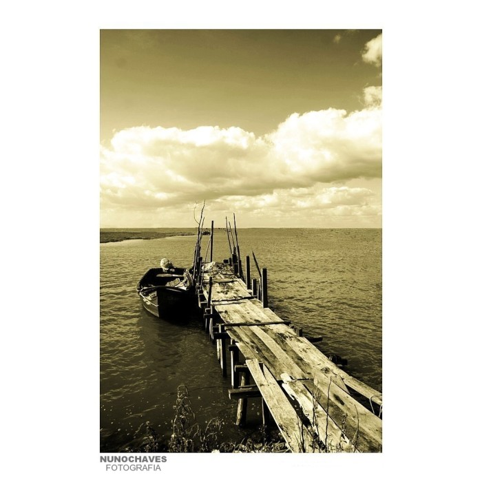 Poema das Sombras das Barcaças