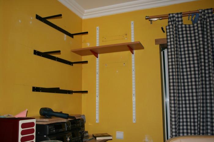 as minhas estantes