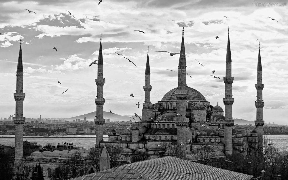 Um livro que nos proporciona uma viagem maravilhosa  a Istambul