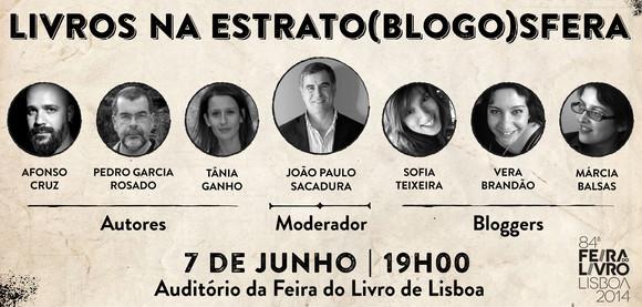 "Livros na Estrato(blogo)esfera"""
