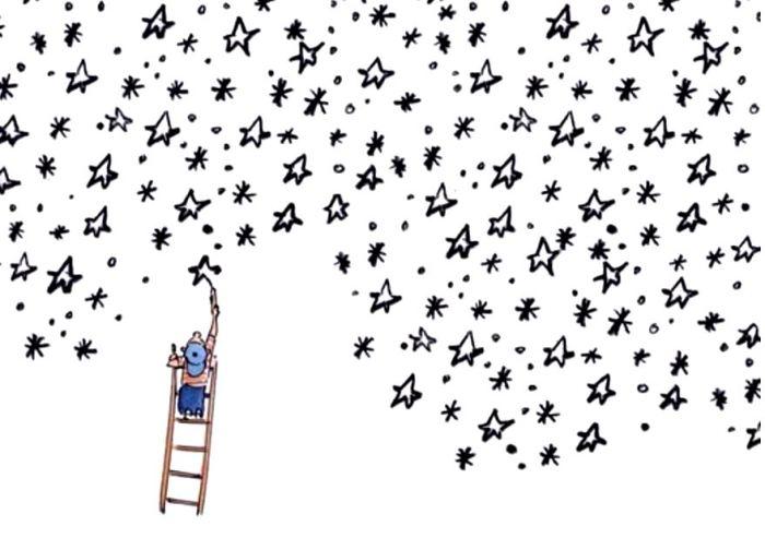 contar estrelas