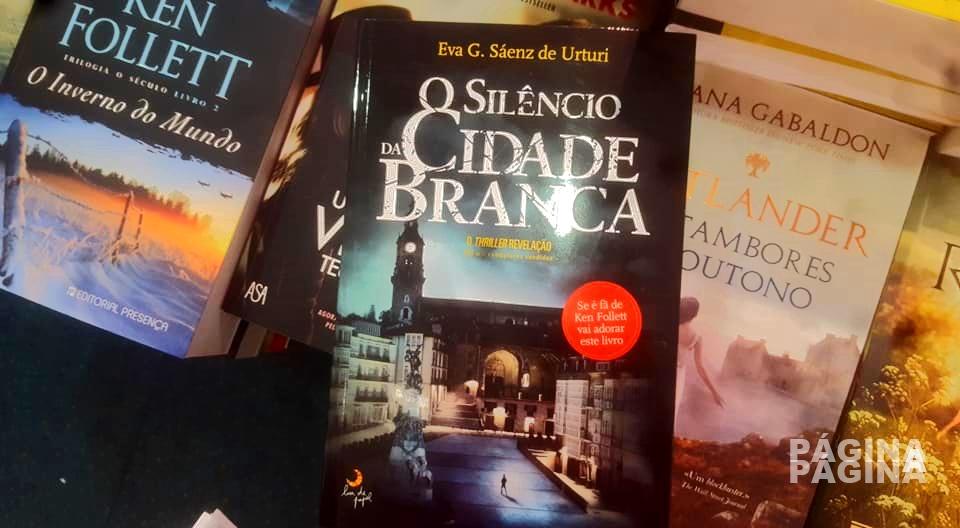 O SILÊNCIO DA CIDADE BRANCA